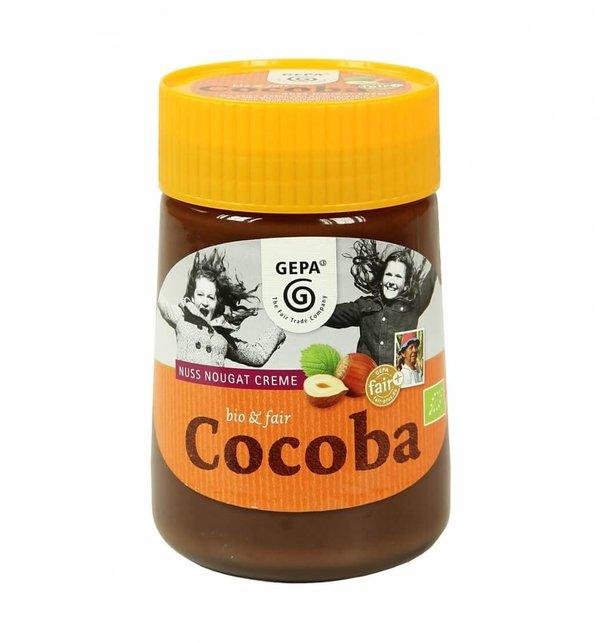 Cocoba Nuss Nougat Creme