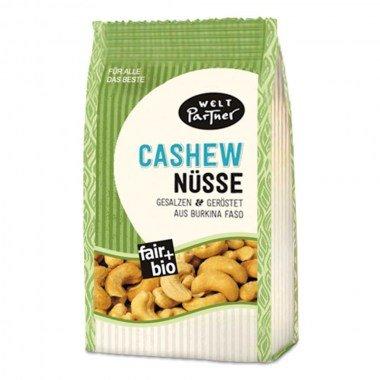 Cashew Nüsse geröstet + gesalzen