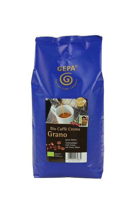 Grano Bio Café Crema, Bohne