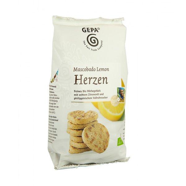 Mascobado Lemon Herzen