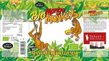 Mango-Monkeys