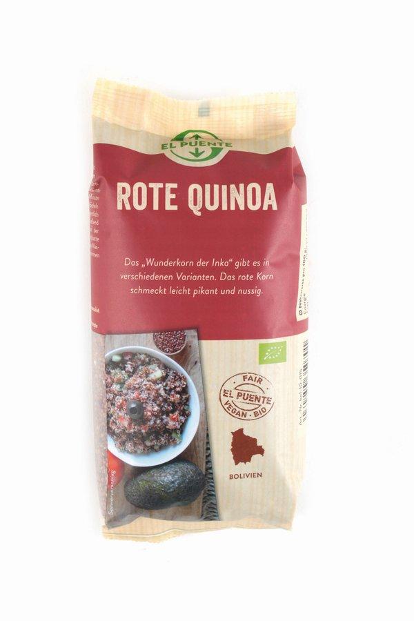 Rote Quinoa