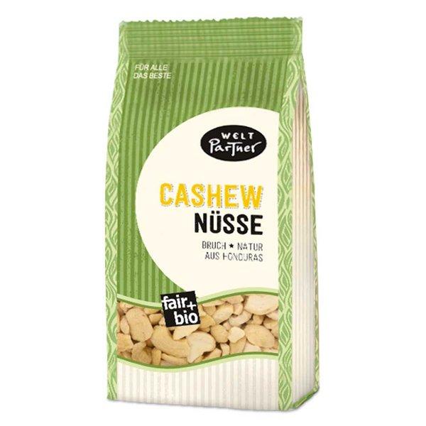 Bio Cashew Natur Bruch,  Natur 200 gr