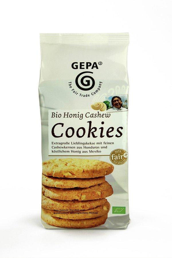 Cookies, Bio Honig Cashew