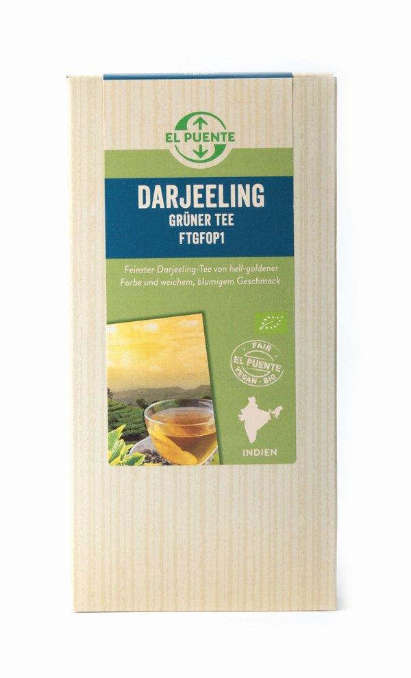 Darjeeling Grüner Tee