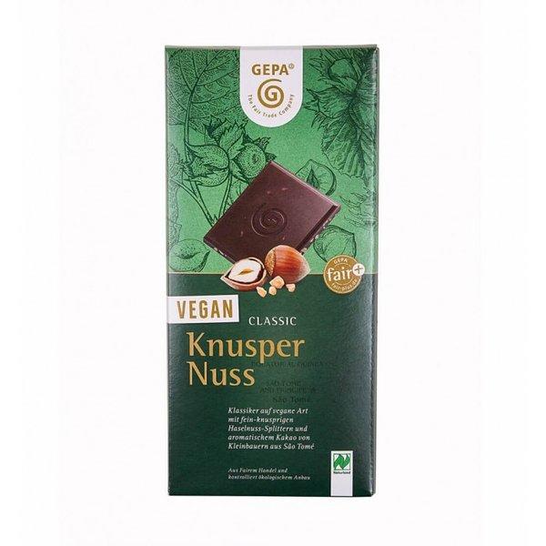 Knusper Nuss, vegan