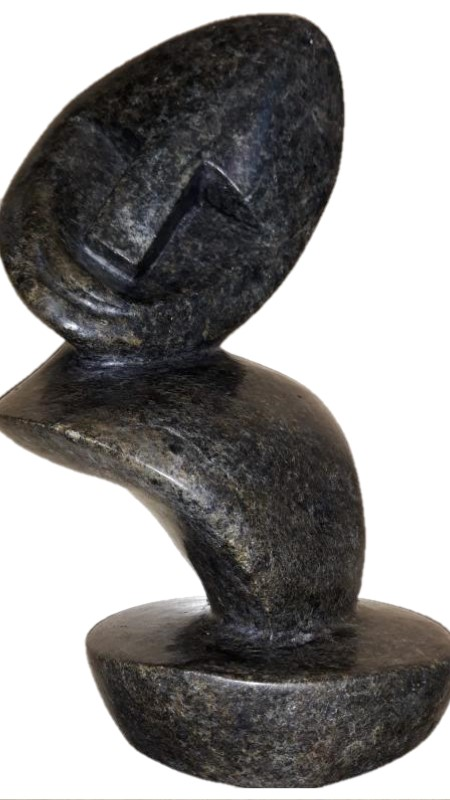 "Skulptur ""Weiser Mann"""