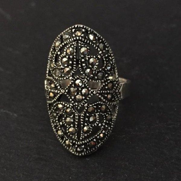 """Ring """"Caparazón"""""""