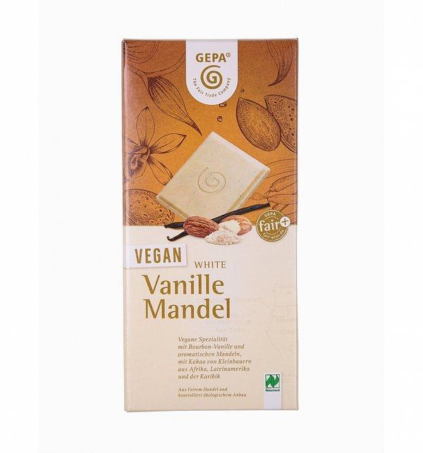 Bio Vegan White Vanille Mandel