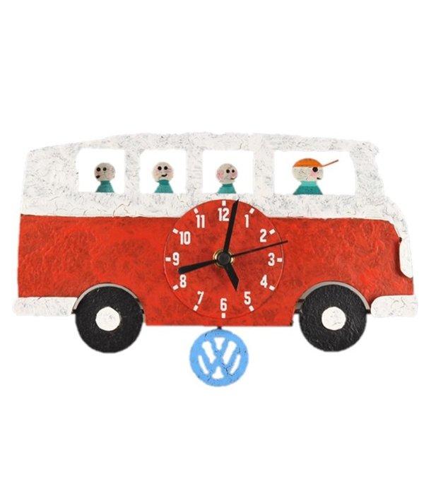 Wanduhr VW-Bus